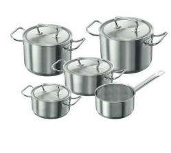 Kookpotten en pannen