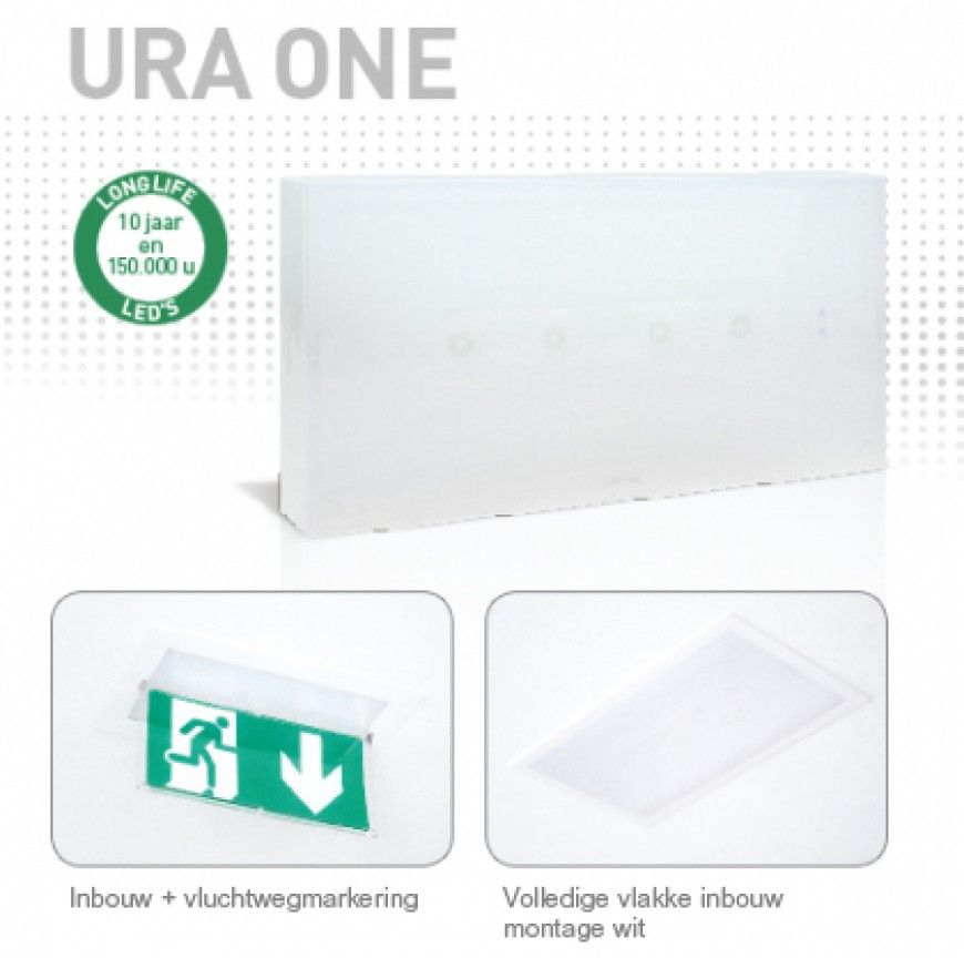 noodverlichting Ura One-NP/P-200lm