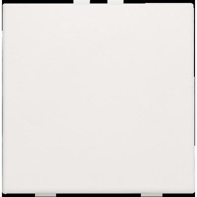 Enkelvoudige drukknop voor Niko Home Control wit
