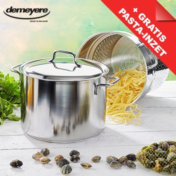 pasta/soeppot Demeyere