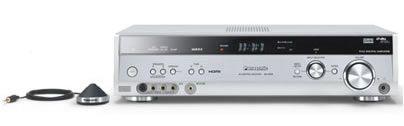 SA-HR50 Home cinema receiver