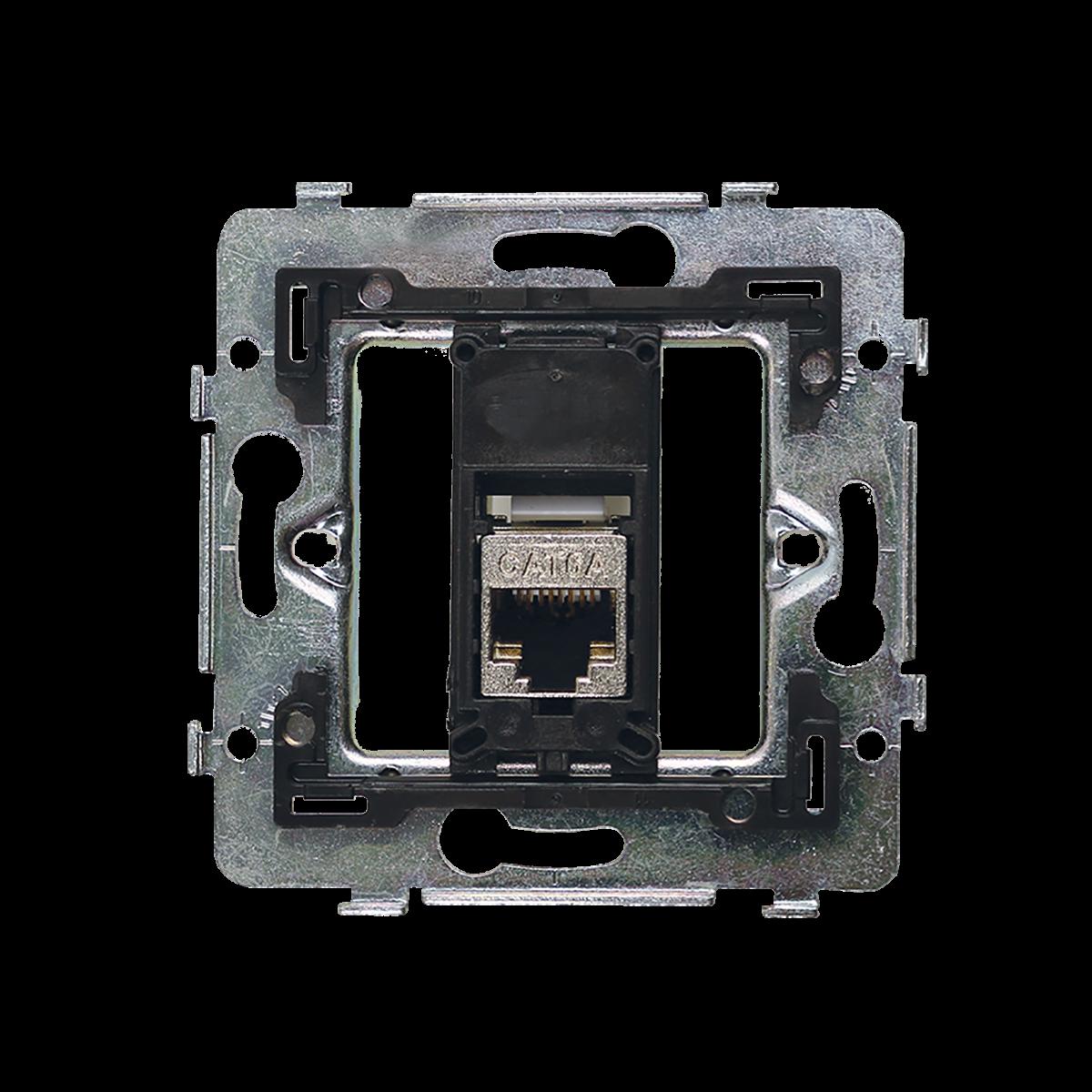 stopcontact cat6 enkel