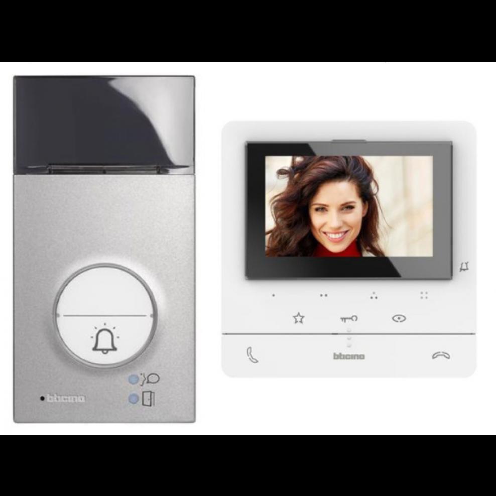 bTicino videofoonkit klein