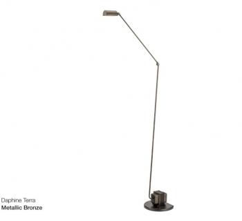 Daphine Terra LED Brons metaal