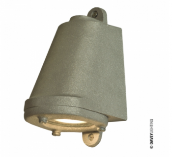 Mast LED Zandgestraald Geanodiseerd Aluminium