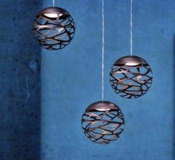 Kelly Cluster Sphere Brons