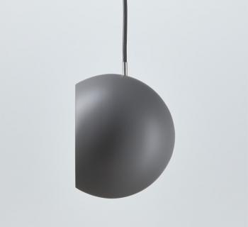 Tilt Globe | grijs-zwart