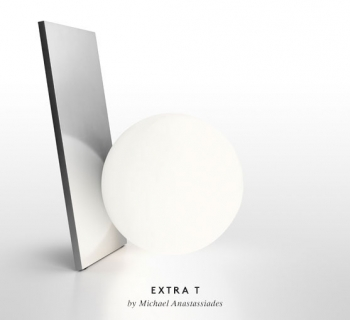 Flos Extra T grafiet
