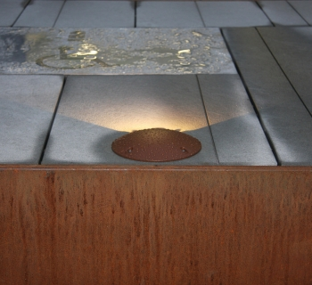 Kamino 130 Directe/Indirecte Straal Aluminium