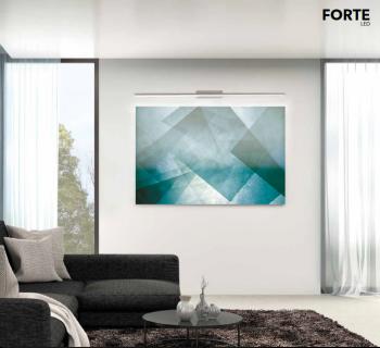 Forte Medium Chrome