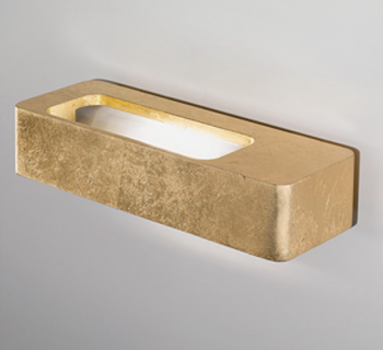 Lingotto 1 Led Goud