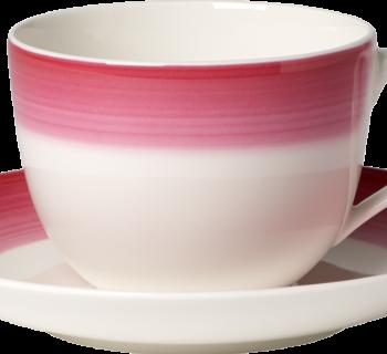 Berry Fantasy Koffiekop en -schotel