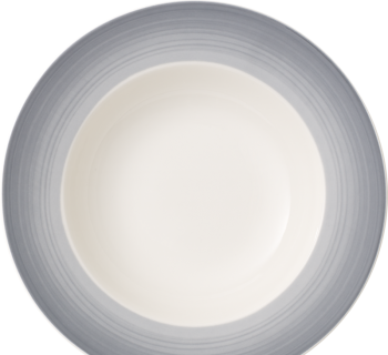 Cosy Grey Diep bord