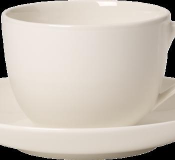 For Me Koffiekop en -schotel