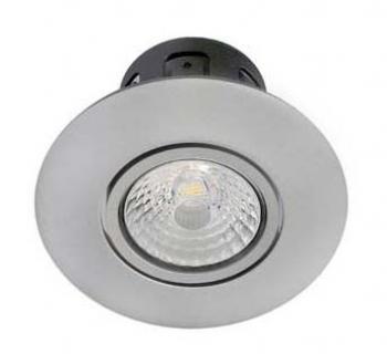 Reflex LED 1 rond titan