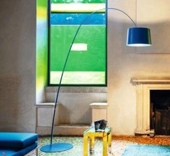 Twiggy LED Blauw Foscarini