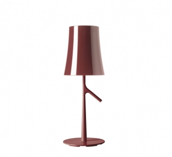 Birdie Piccola Bordeaux Foscarini