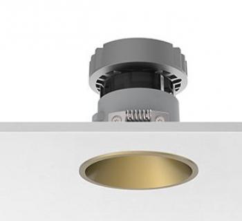 Easy Kap Fixed Goud LED