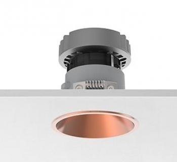Easy Kap Fixed Koper LED