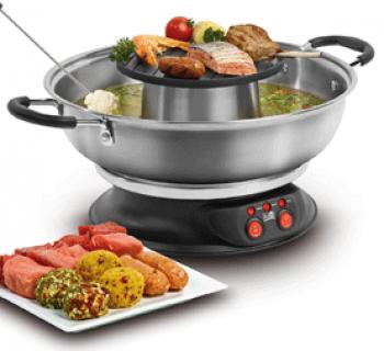Culinary fondue