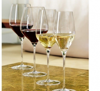 rode wijnglas supreme