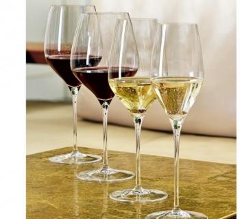 witte-wijnglas Supreme set van 4