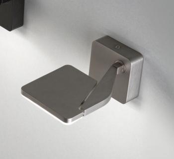 Jackie wall spot titanium