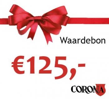 Waardebon €125
