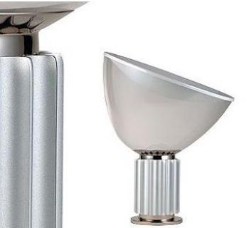 Flos Taccia Small zilver