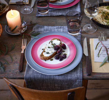 Berry Fantasy Dinerbord
