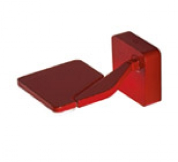 Jackie table clamp red