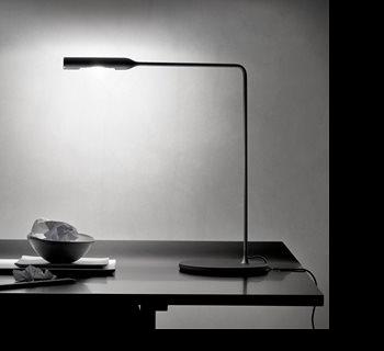 Flo desk Zwart