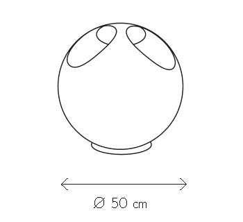NoGlobe 50