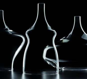 Nostalgia Glass Small Crystal