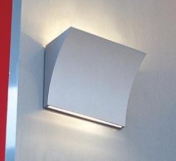 Pochette LED UP/Down Chroom
