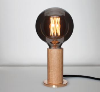 Oak Tafellamp