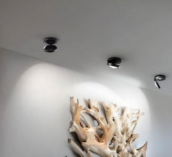 Nautilus Plafond Zwart