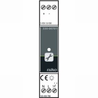 Universele modulaire dimmer CAB-ontstoring 5 - 350 W analoog