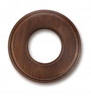 Fontini Garby Colonial afdekplaat enkel hout verouderd