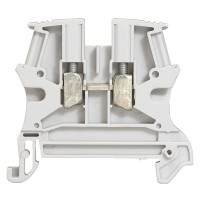 din-rail klem (viking)  4mm²